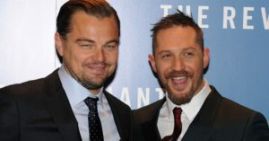 Tom Hardy DiCaprio tetkója