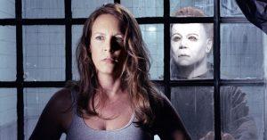 Elkészült az új Halloween-film, a főszereplő rémisztő képet posztolt
