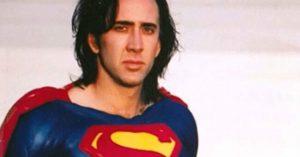 Nicolas Cage mégis Superman lesz
