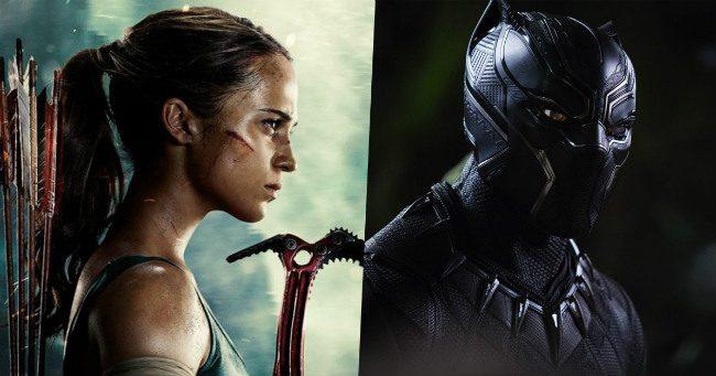 Fekete Párduc a Tomb Raidert is földbe döngölte - Hétvégi bevételi lista, USA