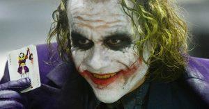Joker is másnapos lesz?