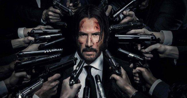 Keanu Reeves főszereplésével jön a John Wick 3!
