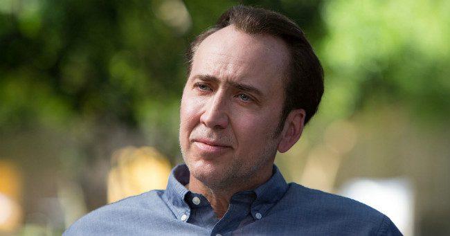 Nicolas Cage felhagy a színészkedéssel
