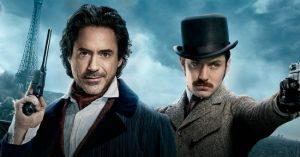 2020-ban érkezik a Sherlock Holmes 3!