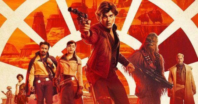 A Han Solo-film jegyeladásai még a Fekete Párducot is lepipálták