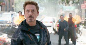 Parádés Bosszúállók 3 forgatási videót osztott meg Robert Downey Jr.