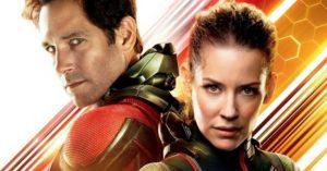 A Hangya és a Darázs (Ant-Man and the Wasp, 2018) - Előzetes