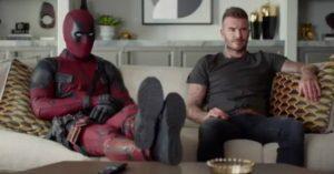 Deadpool csúcsra járatja az őrületet David Beckhammel