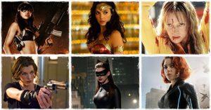 15 színésznő, aki garantáltan szétrúgná a hátsód