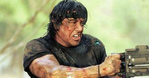 Sylvester Stallone főszereplésével jön a Rambo 5!