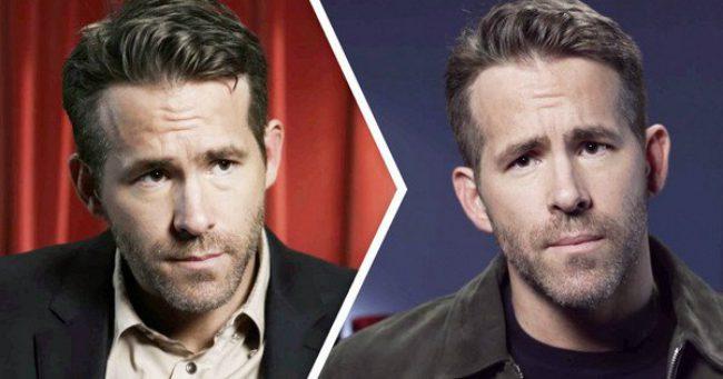 Ryan Reynoldsot csúnyán lealázta a gonosz ikertestvére