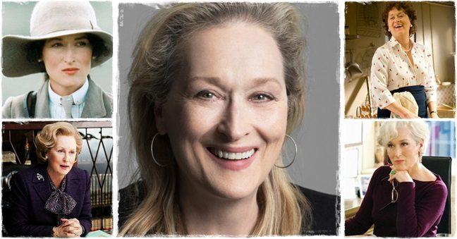 Meryl Streep legjobb filmjei