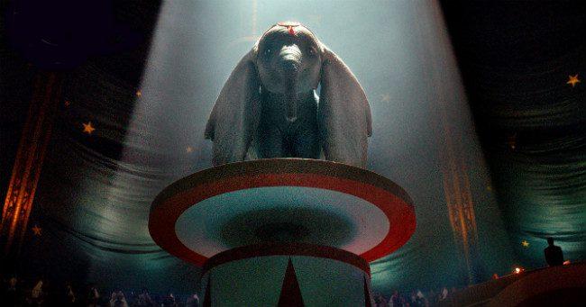 Dumbó (Dumbo, 2019) - Előzetes