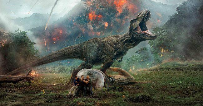 Jurassic World: Bukott birodalom (2018) - Kritika