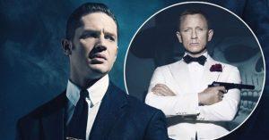 Tom Hardy lesz a következő James Bond?