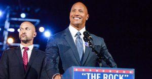 """Dwayne """"A Szikla"""" Johnson mégsem akar elnök lenni"""