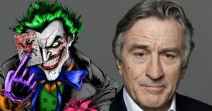 Robert De Niro is benne lesz a Joker-eredetfilmben
