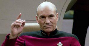 Patrick Stewart főszereplésével jön az új Star Trek sorozat