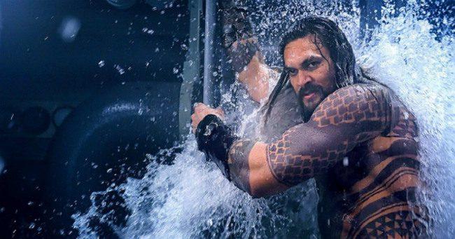 Aquaman (2018) - Előzetes