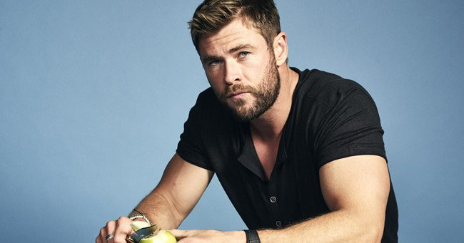 Chris Hemsworth - Érdekességek a színészről
