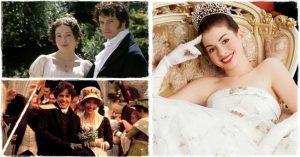 8 igazán lélegzetelállító szerelmes film mesés ruhakölteményekkel