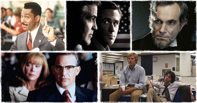 A legjobb elnökös filmek
