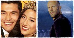 Egy romantikus vígjáték falta fel Jason Statham cápás filmjét!