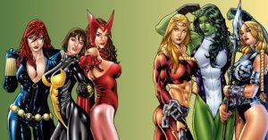 Női szuperhősökkel a főszerepben készít sorozatot a Marvel
