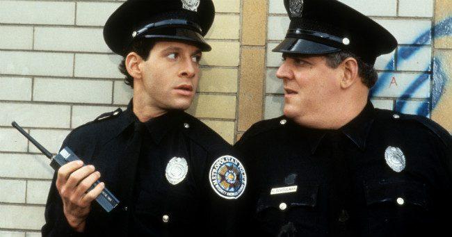 Jön az új Rendőrakadémia-film