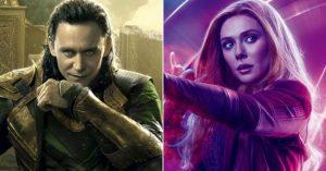Sorozatokat kap Loki és Skarlát Boszorkány is