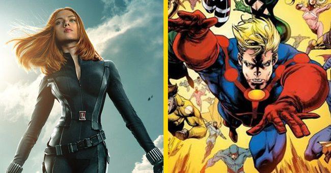 Ez a két Marvel film kerülhet bemutatásra 2020-ban