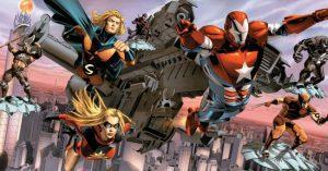 A Marvel elkészült a Dark Avengers forgatókönyvével