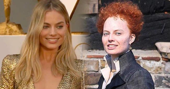 Margot Robbie imádta, hogy ronda Erzsébet királynő lehet