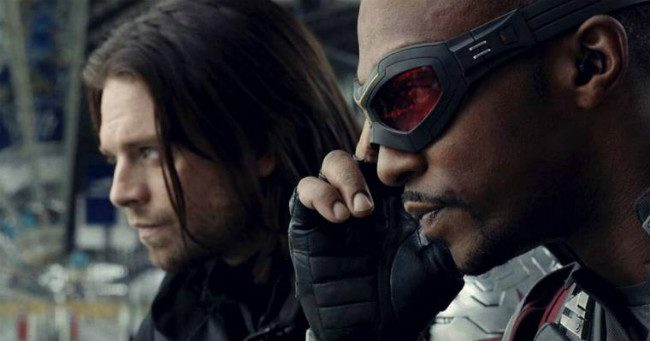 Közös sorozat készülhet Sólyommal és Bucky-val