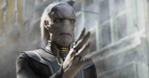 Bosszúállók: Végtelen háború - így nézett volna ki eredetileg Thanos egyik csatlósa