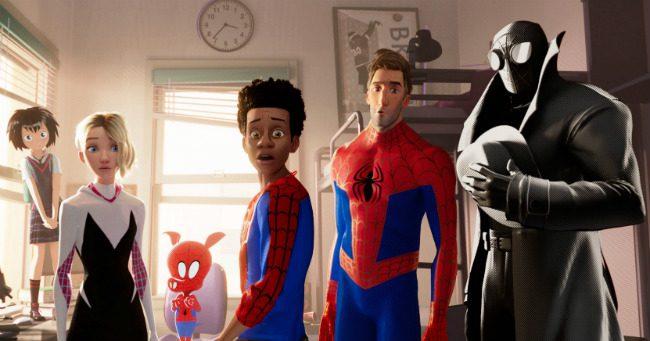 Nagyot ment az új Pókember, földbe döngölte a mezőnyt az animációs mese