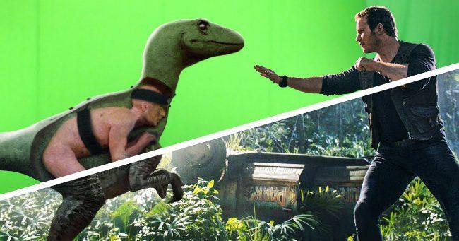 Lélegzetelállító videón a Jurassic World: Bukott birodalom trükkjei