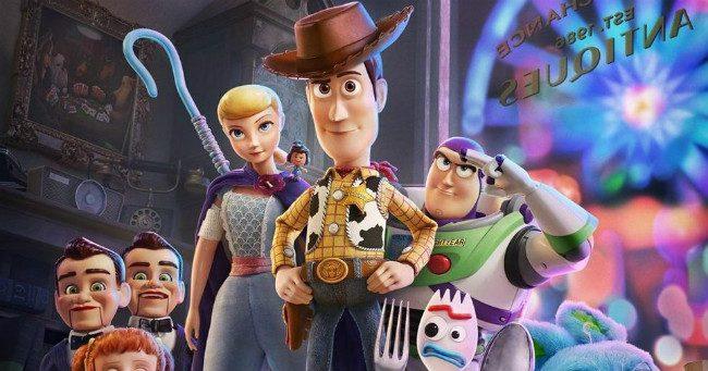 Toy Story 4 (2019) - Előzetes