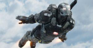 Rhodey, azaz Hadigép új páncélt kap a Bosszúállók: Végjátékra