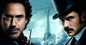 A vártnál sokkal később jön a Sherlock Holmes 3