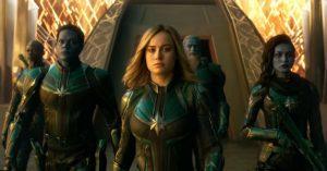 Második hétvégéjén is leuralta a mozikat a Marvel Kapitány