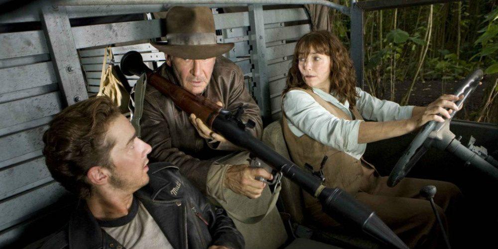 Indiana Jones és a kristálykoponya királysága (2008)