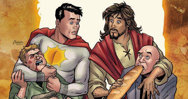 """Új kiadóra talált a """"butácska Jézusról"""" szóló képregény"""