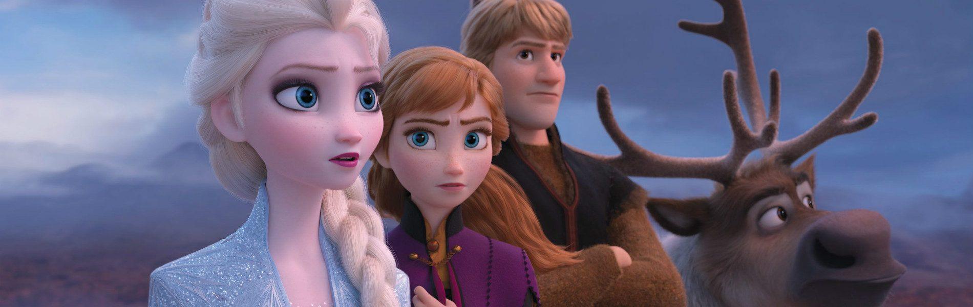 Jégvarázs 2 (Frozen 2, 2019) - Előzetes