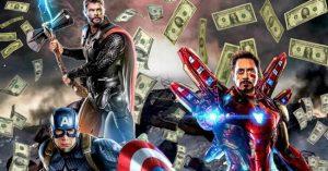 TE JÓ ÉG! - Brutális mennyiségű pénzzel indított a mozikban a Bosszúállók: Végjáték