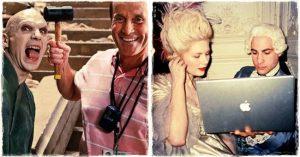 30 híres kulisszafotó a filmvilágból, amit még sosem láttál