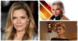 Michelle Pfeiffer érdekességek