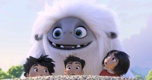 Jetikölyök (Abominable, 2019) - Előzetes