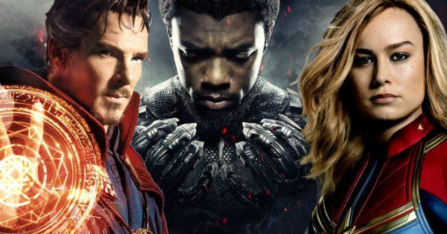 A Marvel hivatalosan bejelentette a negyedik fázis 8 filmjének premierdátumát
