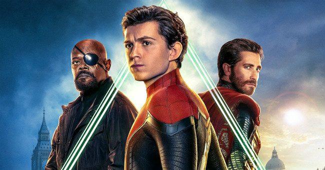 Pókember: Idegenben (2019) - Előzetes